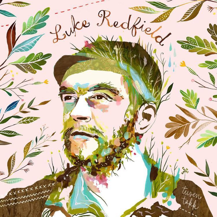 Luke Redfield Album Review Luke Redfield39s Tusen Takk Bare Magazine