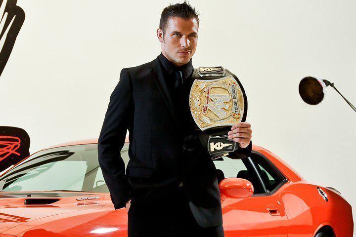 Luke Robinson (wrestler) Luke Robinson Fansite On former Tough Enough Contestent