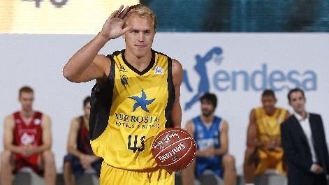 Luke Sikma ACB Liga Endesa Luke Sikma lidera el triunfo del Tenerife