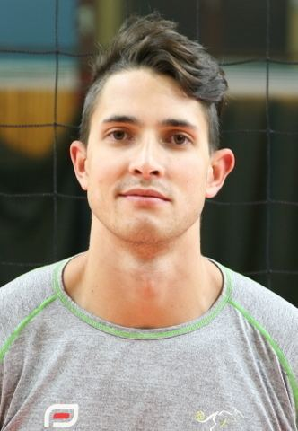 Luke Smith (volleyball) wwwvolleyrooscomau Luke Smith