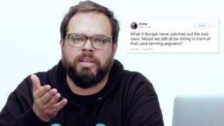 Luke Smith (writer) Bungies Luke Smith Answers Destiny Questions From Twitter WIRED