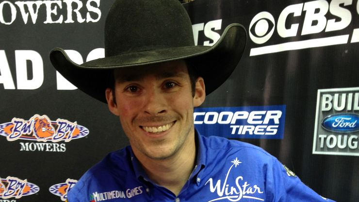 Luke Snyder (bull rider) Professional Bull Riders Jordan Hupp 39I stay grounded39