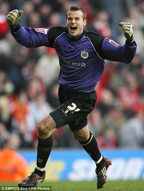 Luke Steele (footballer) Barnsley keeper Steele fined 1000 by FA for breaching