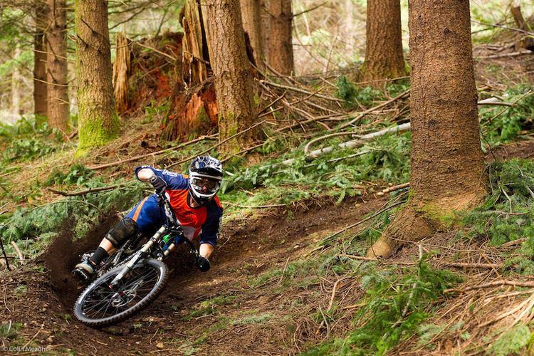 Luke Strobel Luke Strobel at Lukes Trails in Seattle Washington United States