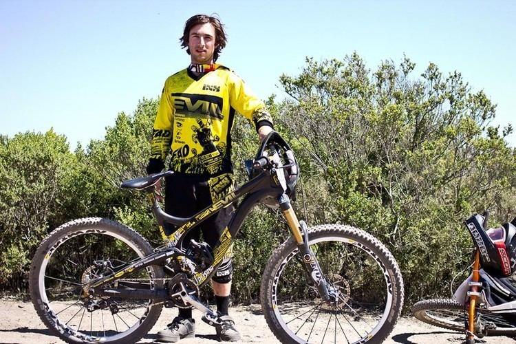 Luke Strobel Strobels Evil Uprising 2013 Sea Otter Pro Downhill Bikes
