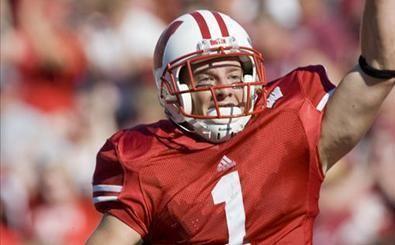 Luke Swan Football Wisconsin Athletics Q39A with Luke Swan