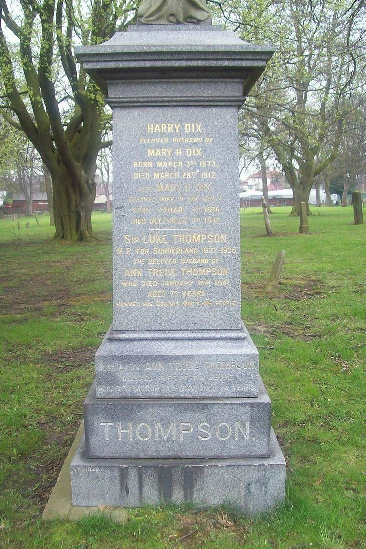 Luke Thompson (politician)