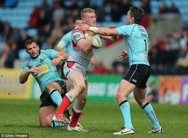 Luke Thompson (rugby league) Former schoolmates Joe Burgess and Luke Thompson face Grand Final