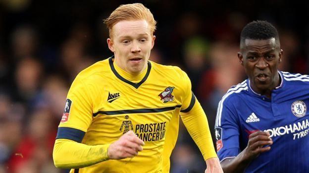 Luke Williams (footballer, born 1993) Luke Williams Northampton Town sign Scunthorpe United forward BBC