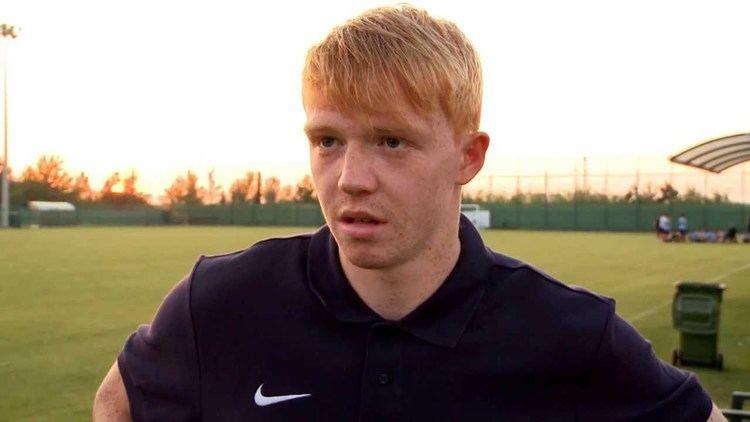 Luke Williams (footballer, born 1993) Middlesbroughs Luke Williams on his goal scoring performance for