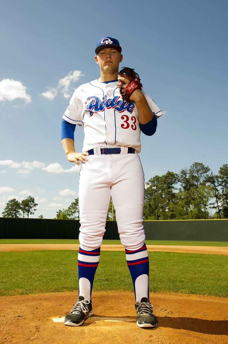 Luken Baker Oak Ridge39s Luken Baker is Top MLB Prospect in Houston