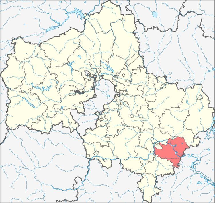 Lukhovitsky District