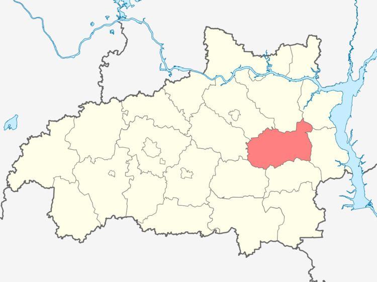 Lukhsky District