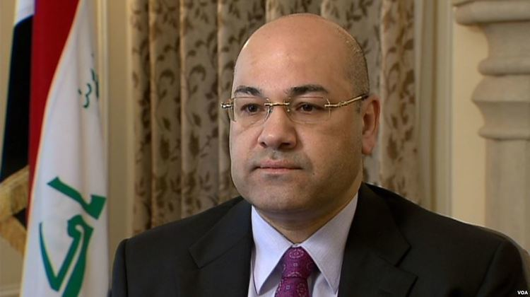 Lukman Faily Iraqi Ambassador to VOA 39Setting up Government is the