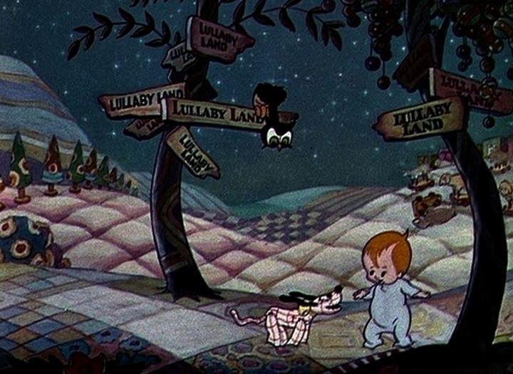 Lullaby Land (film) Lullabye Land 1933 The Internet Animation Database