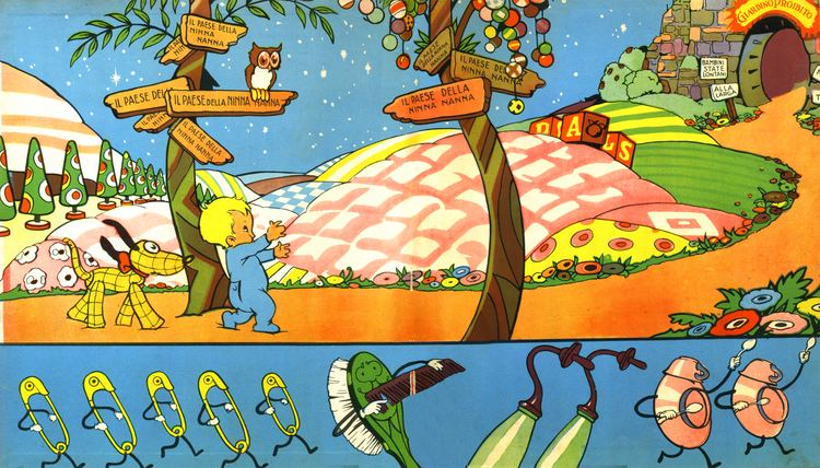 Lullaby Land (film) Michael Sporn Animation Splog Lullaby Land the book