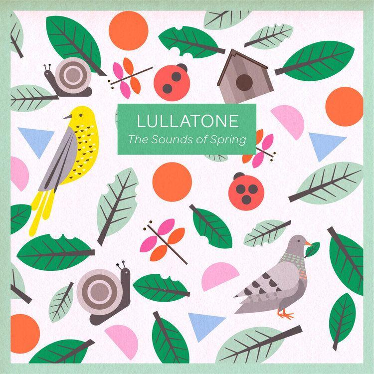 Lullatone The Sounds of Spring EP Lullatone