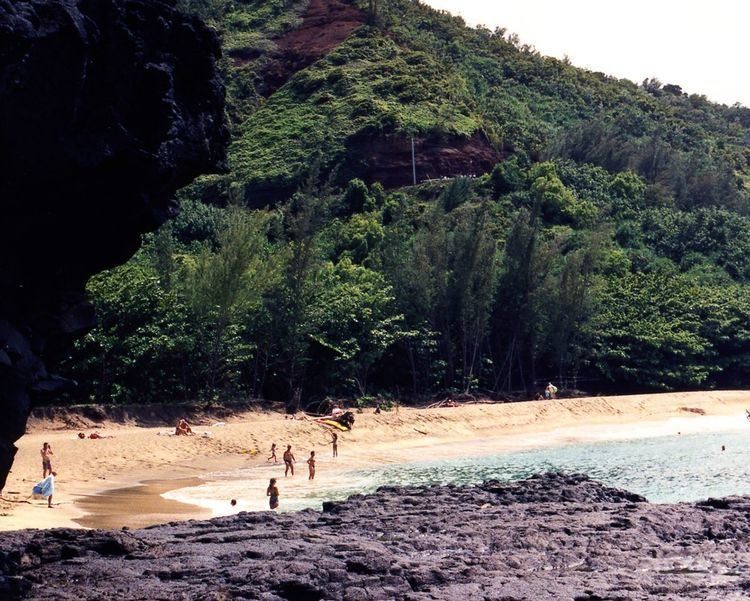 Lumaha'i River
