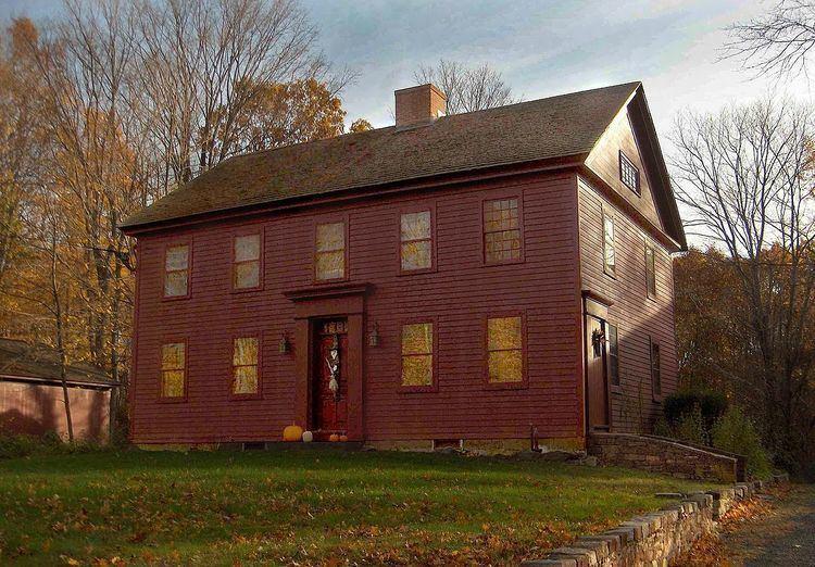 Luman Andrews House