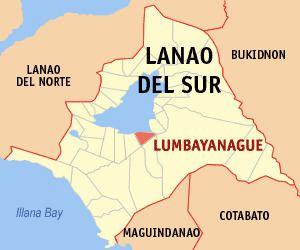 Lumbayanague, Lanao del Sur