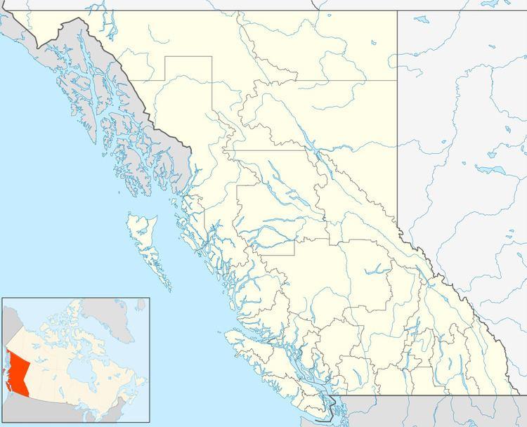 Lumberton, British Columbia