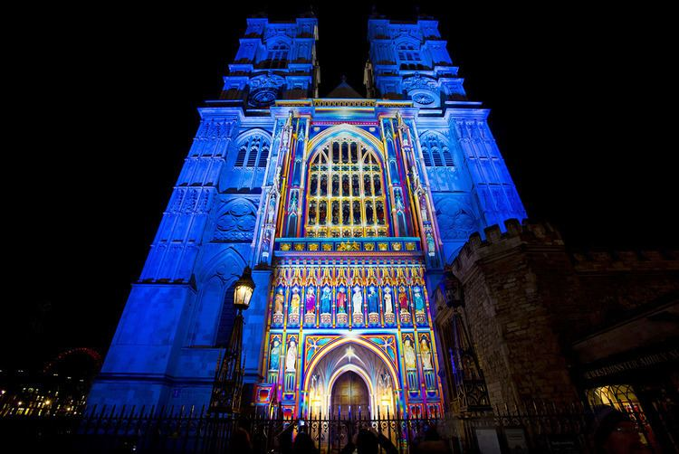 Lumiere festival Lumiere London Festival 2016 lights up city with installations