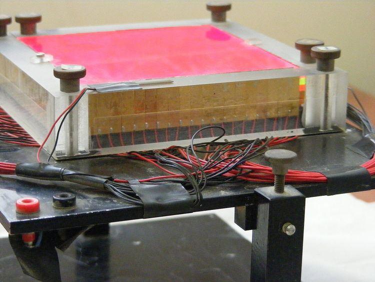 Luminescent solar concentrator