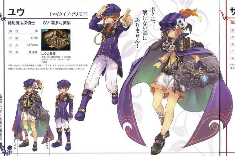 Luminous Arc 3 Luminous Arc 3 Zerochan Anime Image Board
