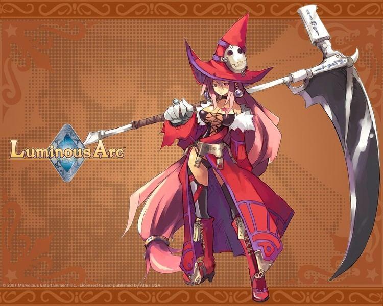 Luminous Arc Luminous Arc Zerochan Anime Image Board