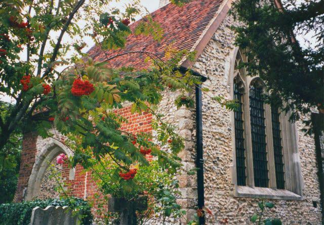 Lumley Chapel