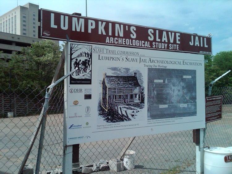 Lumpkin's jail httpshistoricalrichmondfileswordpresscom201