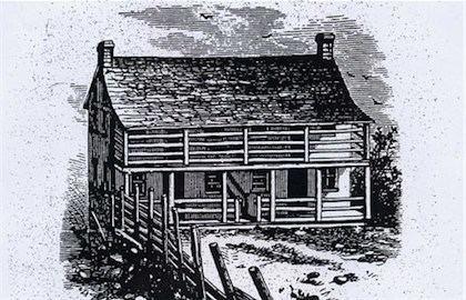 Lumpkin's jail The Devil39s Half Acre History by the Slice
