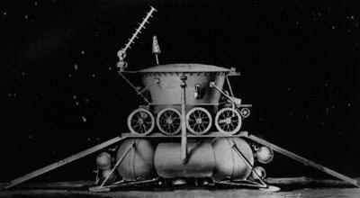 Luna 17 Luna Ye8 Luna 17 21 Lunokhod 1 2 Gunter39s Space Page