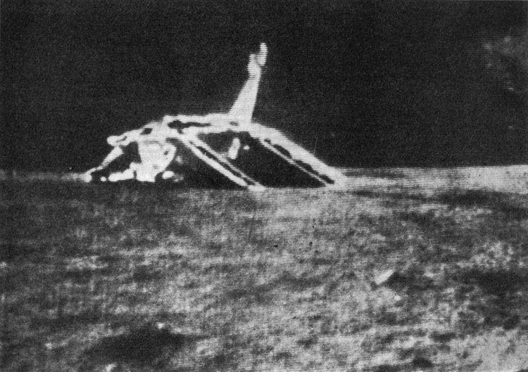 Luna 17 Luna17 with Lunokhod1
