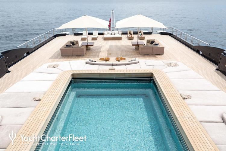 Luna (yacht) LUNA Yacht Lloyd Werft Yacht Charter Fleet