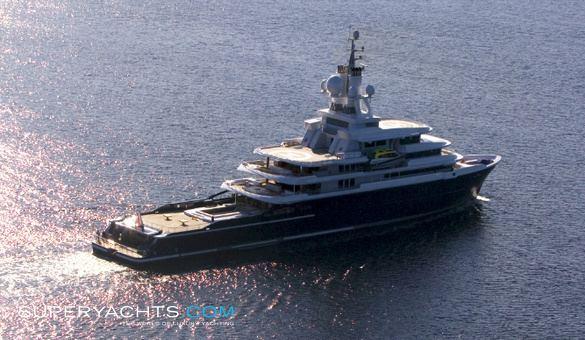 Luna (yacht) Luna Lloyd Werft Motor Yacht superyachtscom