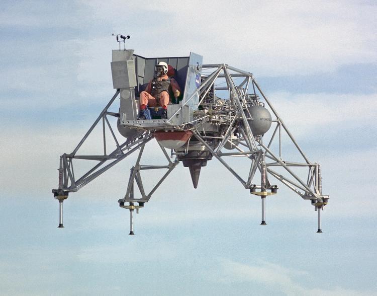 Lunar Landing Research Vehicle NASA Armstrong Fact Sheet Lunar Landing Research Vehicle NASA