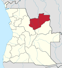 Lunda Norte Province Wikipedia