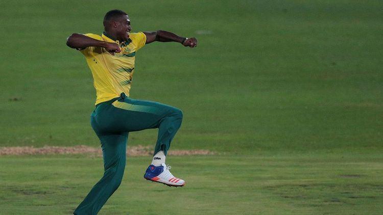Lungi Ngidi Lungi Ngidi revels in 39unreal39 debut Cricket ESPN Cricinfo