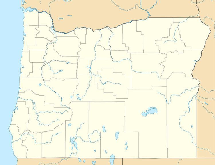 Lunnville, Oregon