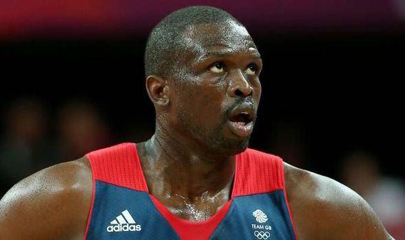 Luol Deng Basketball NBA star Luol Deng launches Brixton academy after UK
