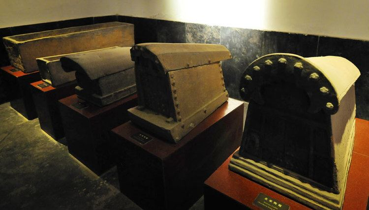 Luoyang Ancient Tombs Museum Luoyang Ancient Tombs Museum1 Chinadailycomcn