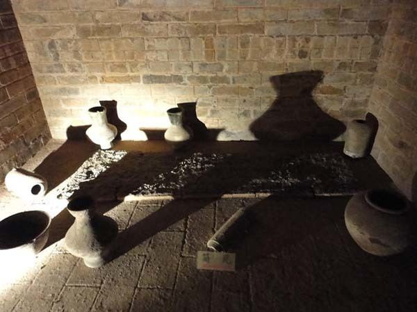 Luoyang Ancient Tombs Museum Photos Images amp Pictures of Luoyang Ancient Tombs Museum Luoyang