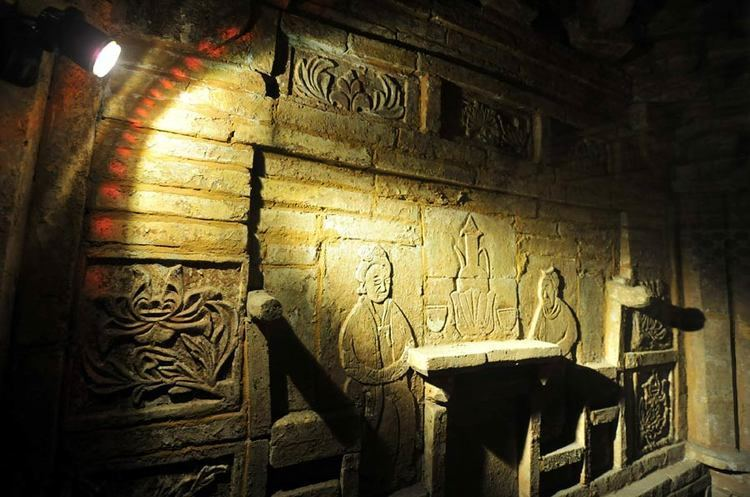 Luoyang Ancient Tombs Museum Luoyang Ancient Tombs Museum5 Chinadailycomcn