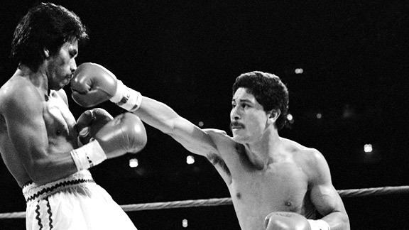 Lupe Pintor Dec 3 1982 Gomez vs PintorThe Fight City