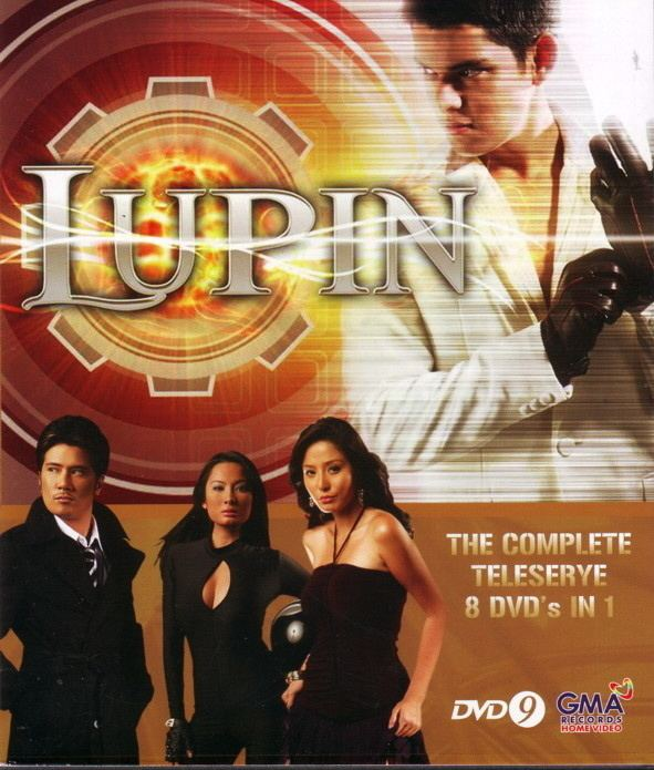 Lupin (Philippine TV series) Lupin The Complete Teleserye Set Tagalog Movies by