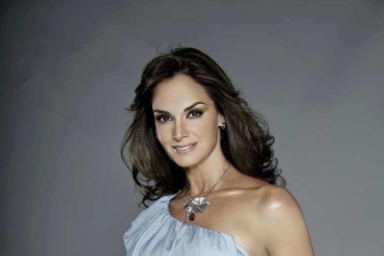 Lupita Jones LUPITA JONES TEME POR MISS MXICO Canal 12