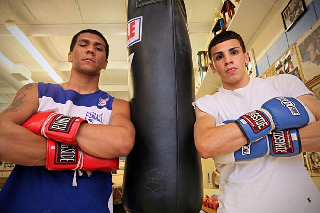 Luís Arias (boxer) Area boxers take swing at London Olympics