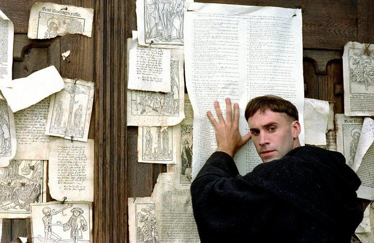 Luther (2003 film) Luther 2003 Visual Parables