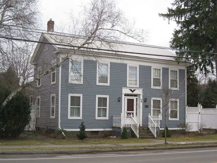 Luther Clarke House